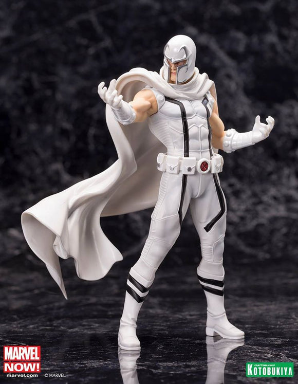 Marvel Now PX Magneto White Costume ArtFX+ Statue
