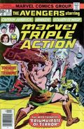 Marvel Triple Action (1972) #31