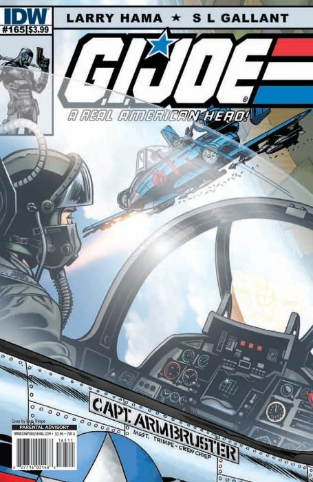 GI Joe: A Real American Hero (2010) #165 (Cover A)