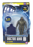 "Doctor Who 3.75"" Ice Warrior Action Figure"