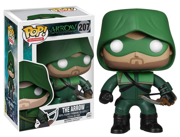 Pop TV Arrow The Arrow Vinyl Figure