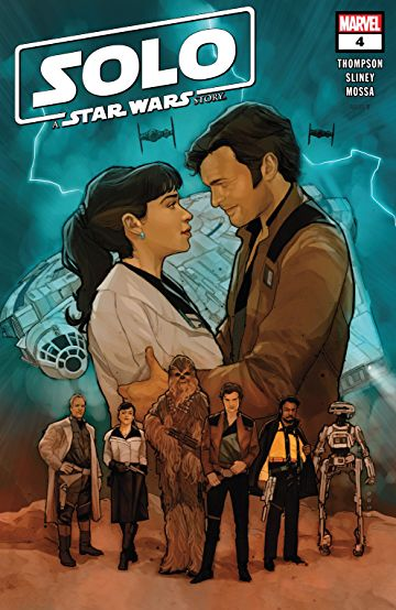 Star Wars Solo Adaptation (2018) #4