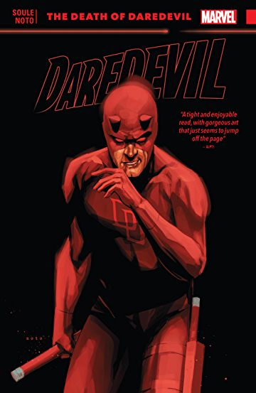 Daredevil Back in Black TP 8 (Death Of Daredevil)