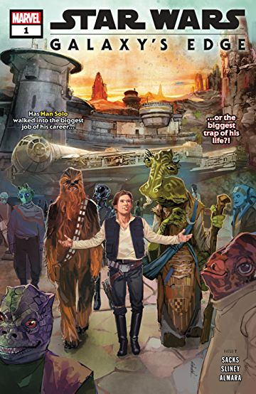 Star Wars Galaxys Edge (2019) #1