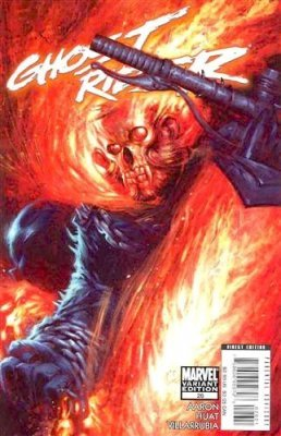 Ghost Rider (2006) #26 (Monkey Variant)