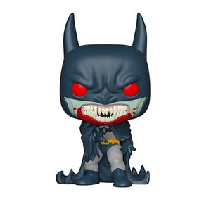 Pop DC Heroes Batman 80th Red Rain Batman Vinyl Figure
