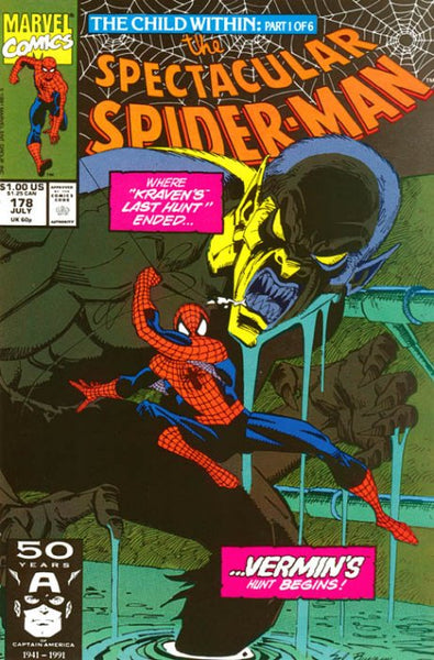 Spectacular Spider-Man (1976) #178