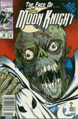 Marc Spector: Moon Knight (1989) #44