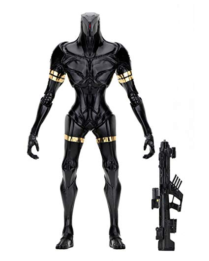 Valerian Movie 7-Inch K-Tron Action Figure