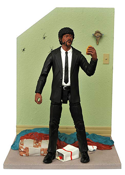 Pulp Fiction Select Jules Winnfield Action Figure
