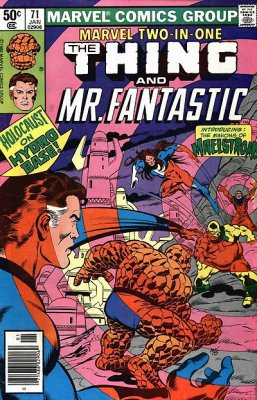Marvel Two-In-One (1974) #71