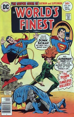 World's Finest Comics (1941) #242