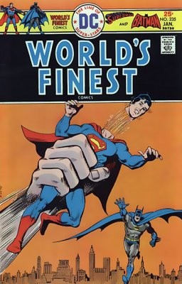 Worlds Finest Comics (1941) #235