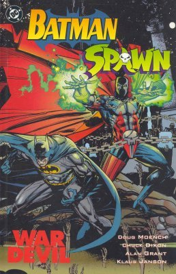 Batman/Spawn: War Devil (1994)