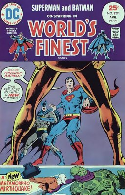 Worlds Finest Comics (1941) #229