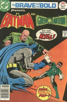 Brave and the Bold (1955) #134