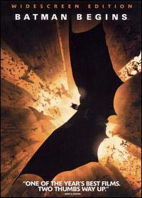 Batman Begins DVD (Widescreen)