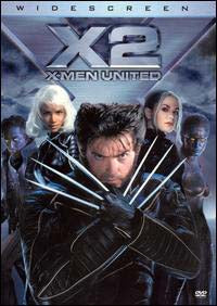 X2: X-Men United DVD (Widescreen)