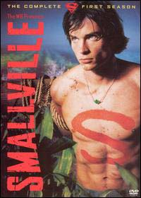 Smallville: Complete First Season DVD