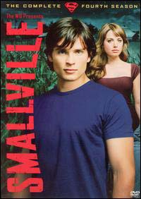 Smallville: Complete Fourth Season DVD