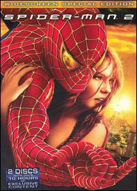 Spider-Man 2 DVD (Widescreen)