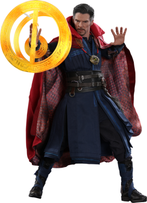 Doctor Strange 1:6 Scale Action Figure - Avengers Infinity War Hot Toys