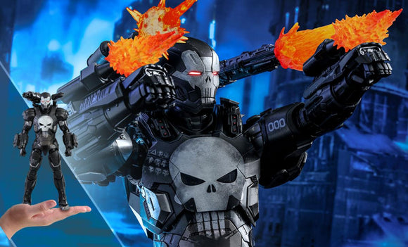 Punisher War Machine Armor 1:6 Scale Action Figure