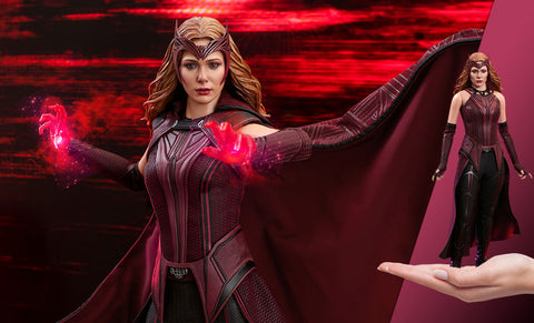 The Scarlet Witch 1:6 Scale Action Figure - Hot Toys