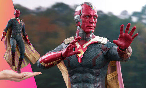 Vision 1:6 Scale Action Figure - Hot Toys