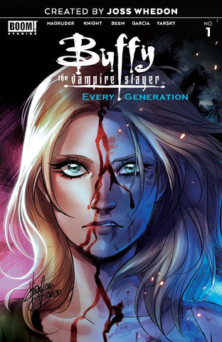 Buffy Every Generation (2020) #1 CVR A MAIN