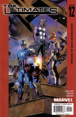 Ultimates (2002) #12