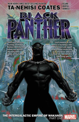 Black Panther TP Volume 6 (Intergalactic Empire Wakanda)