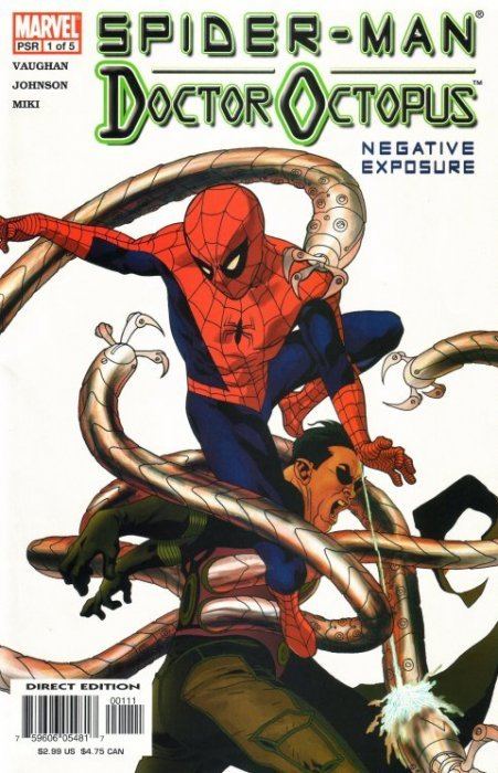 Spider-Man & Doctor Octopus: Negative Exposure (2003) #1