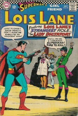Supermans Girlfriend Lois Lane (1958) #75