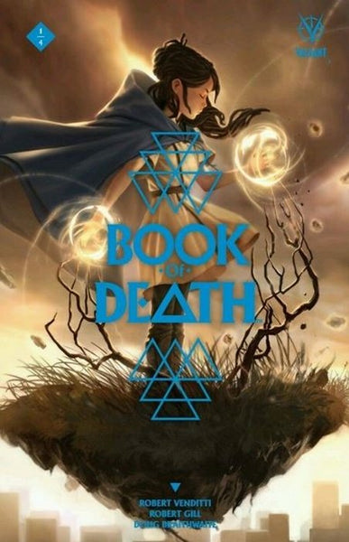 Book of Death (2015) #1 (Cover D Kevic-Djurdjevic)