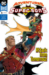 Adventures of the Super Sons (2018) #6