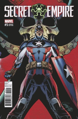 Secret Empire (2017) #5 (1:50 JS Campbell Variant)