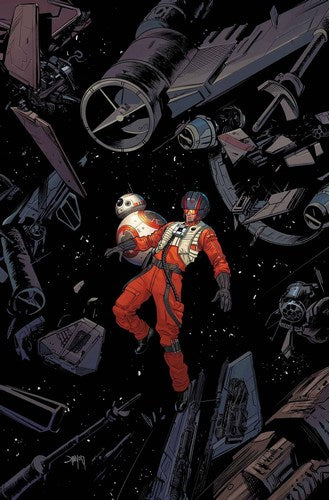 Star Wars Poe Dameron Annual (2017) #1
