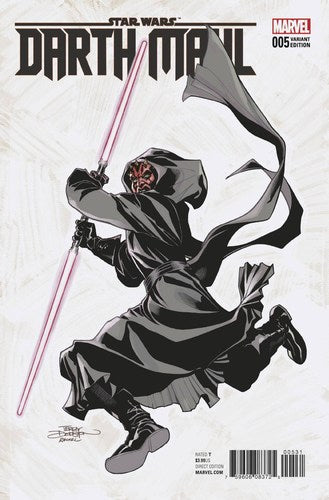 Darth Maul (2017) #5 (1:25 Dodson Variant)