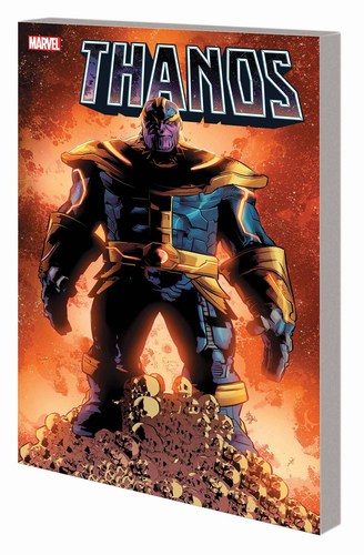 Thanos TP Volume 1 (Thanos Returns)