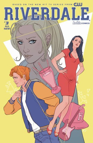 Riverdale (2017) #3 (Cover B Sauvage)