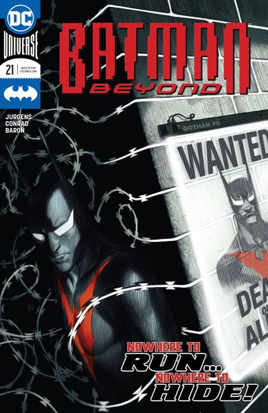 Batman Beyond (2016) #21