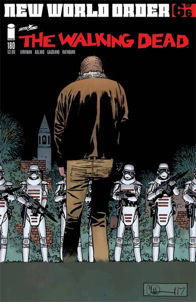 Walking Dead (2003) #180 (Cover A Adlard & Stewart)