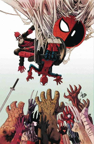 Spider-Man Deadpool (2016) #34