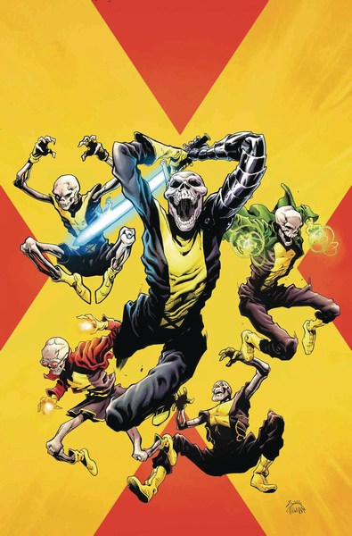 New Mutants Dead Souls (2018) #4