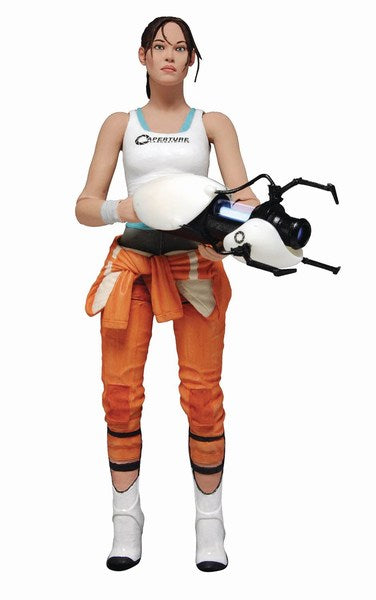 Portal Chell Action Figure