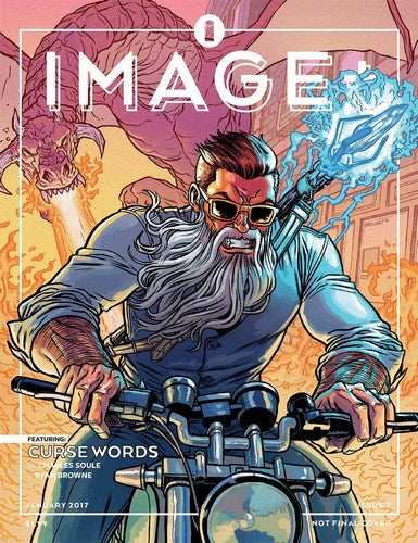 Image Plus (2016) #7 (WALKING DEAD HERES NEGAN PT 7)