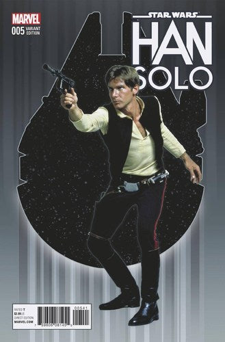 Star Wars Han Solo (2016) #5 (1:15 Movie Variant)