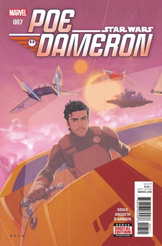 Star Wars Poe Dameron (2016) #7