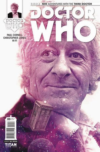Doctor Who 3rd (2016) #3 (Cover B Photo)
